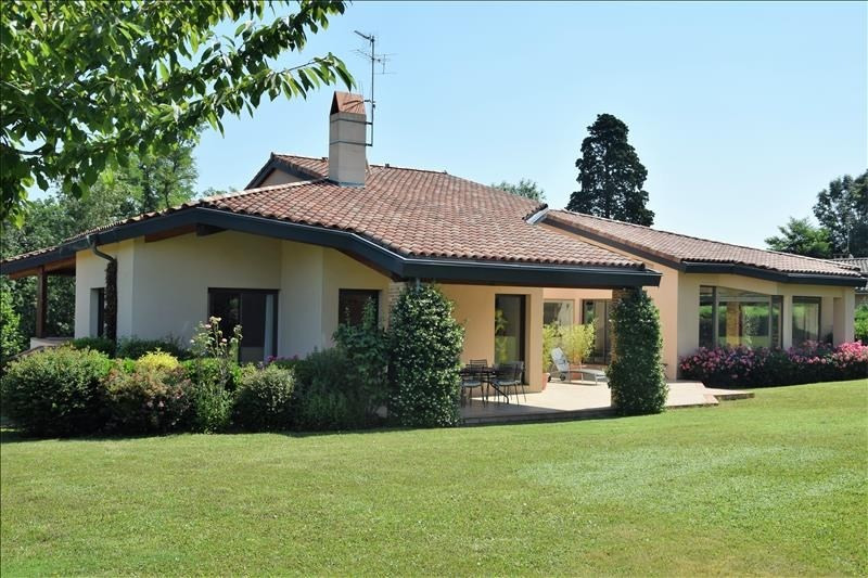 Deluxe sale house / villa Fonsegrives 5 km 899 000€ - Picture 1