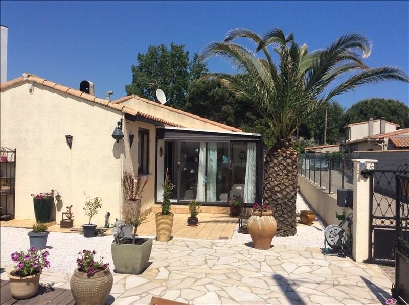 Sale house / villa Serignan 285000€ - Picture 1