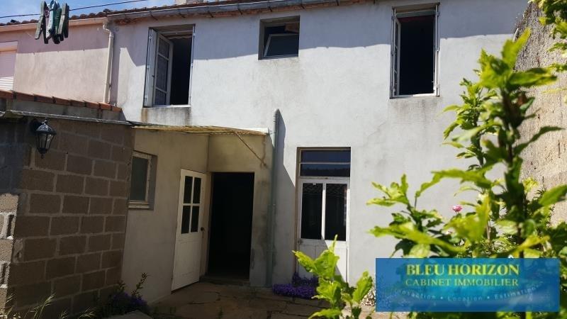 Sale house / villa Chemere 97000€ - Picture 1