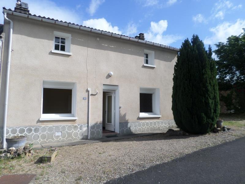 Vente maison / villa Lussac les chateaux 55000€ - Photo 1