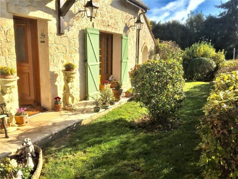 Deluxe sale house / villa Le thillay 448000€ - Picture 2
