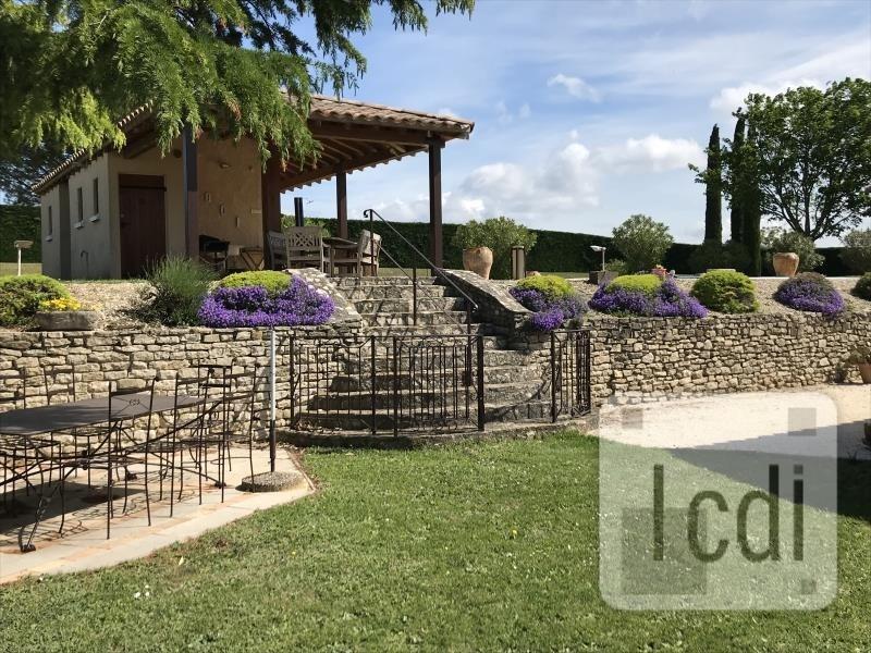 Vente de prestige maison / villa La bégude-de-mazenc 1495000€ - Photo 3