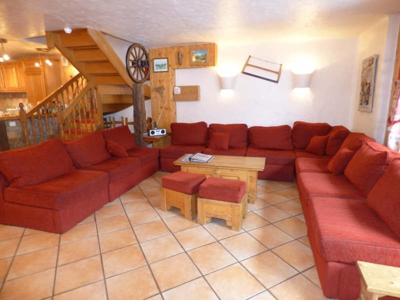 Deluxe sale house / villa Meribel 970 000€ - Picture 2