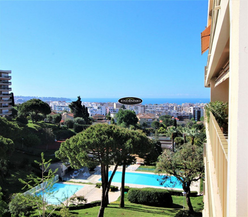 Sale apartment Antibes 398 000€ - Picture 2