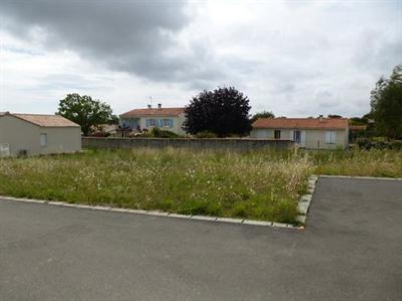 Verkauf grundstück Longeville sur mer 72000€ - Fotografie 1