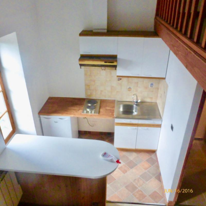 Rental apartment La ville du bois 516€ CC - Picture 1