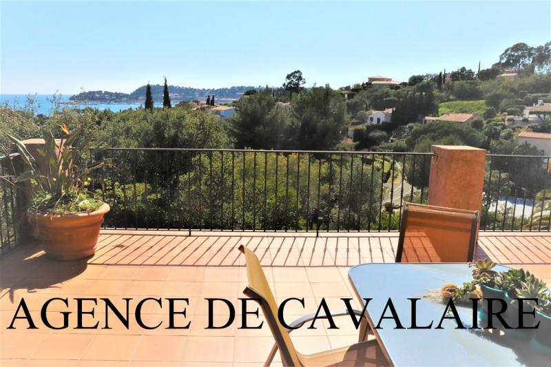 Vente maison / villa Cavalaire sur mer 1565000€ - Photo 1