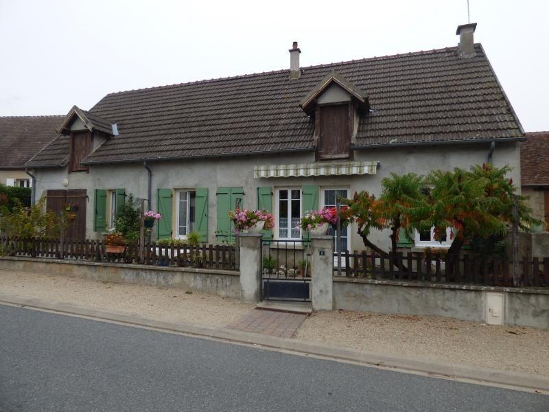 Vente maison / villa Bresnay 103683€ - Photo 1