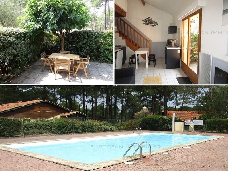 Alquiler vacaciones  casa Lacanau ocean 285€ - Fotografía 1