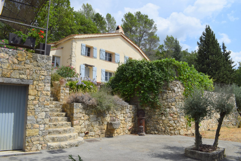 Venta de prestigio  casa Fayence 892000€ - Fotografía 3