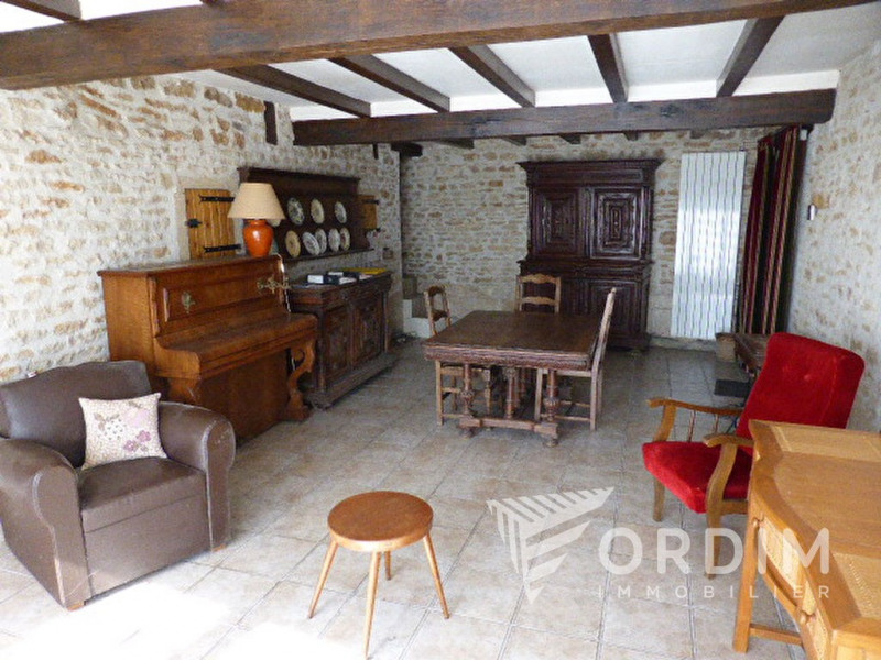 Vente maison / villa Donzy 69 000€ - Photo 2