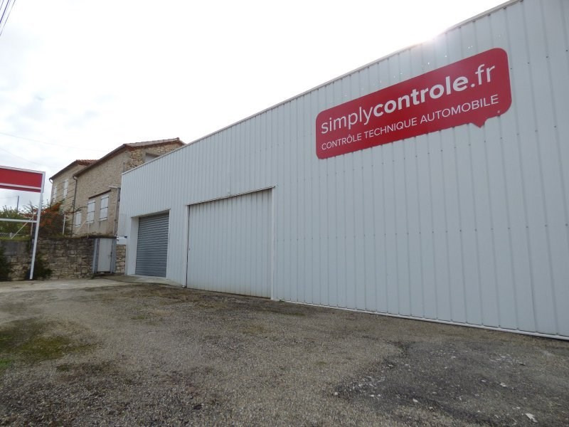 Location local commercial Bon encontre 1 700€ HT/HC - Photo 4