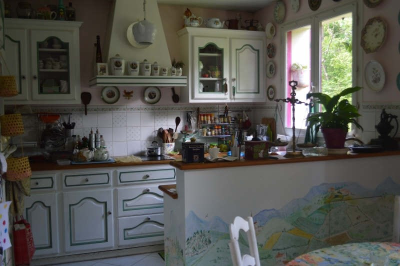 Venta  casa Saint rigomer des bois 210000€ - Fotografía 6