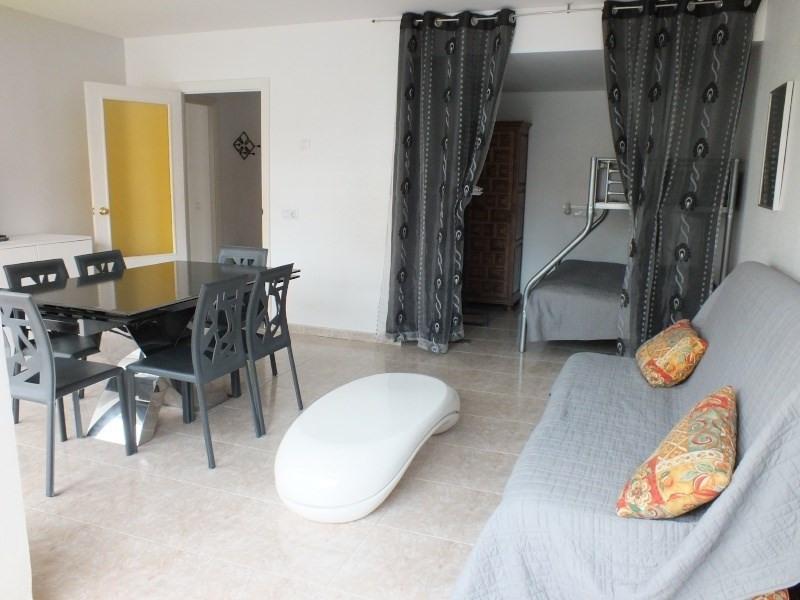 Location vacances appartement Roses santa - margarita 400€ - Photo 5