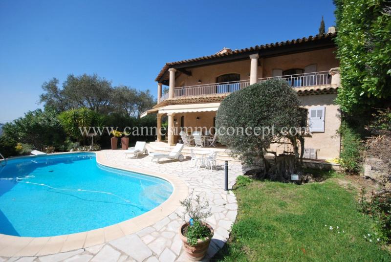 Deluxe sale house / villa Mougins 1375000€ - Picture 2