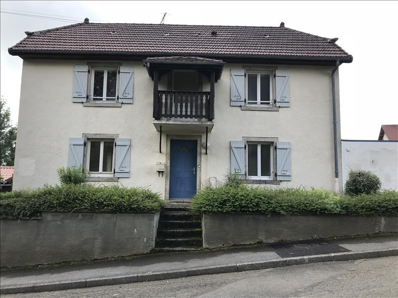 Vente maison / villa Chamesol 149000€ - Photo 1