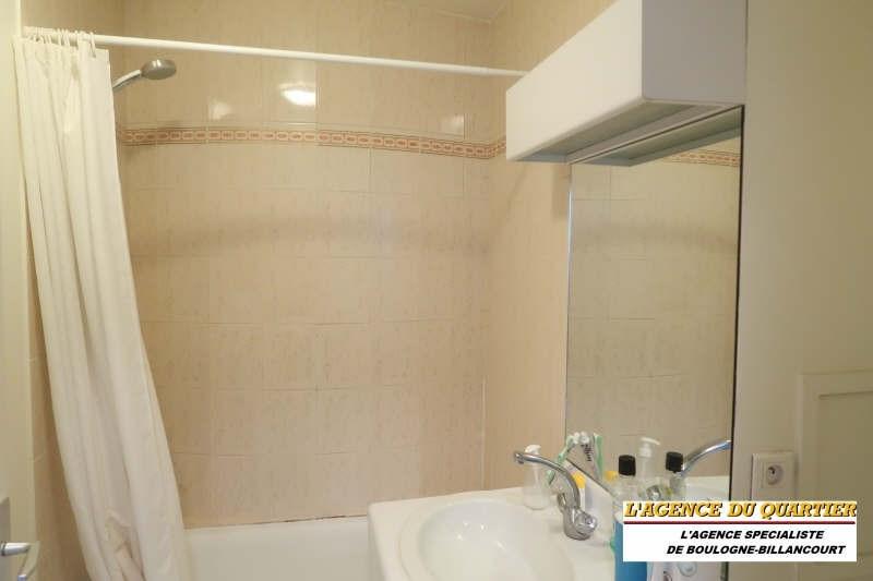 Rental apartment Boulogne billancourt 1195€ CC - Picture 6