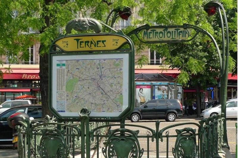 Rental apartment Paris 17ème 1600€ CC - Picture 10