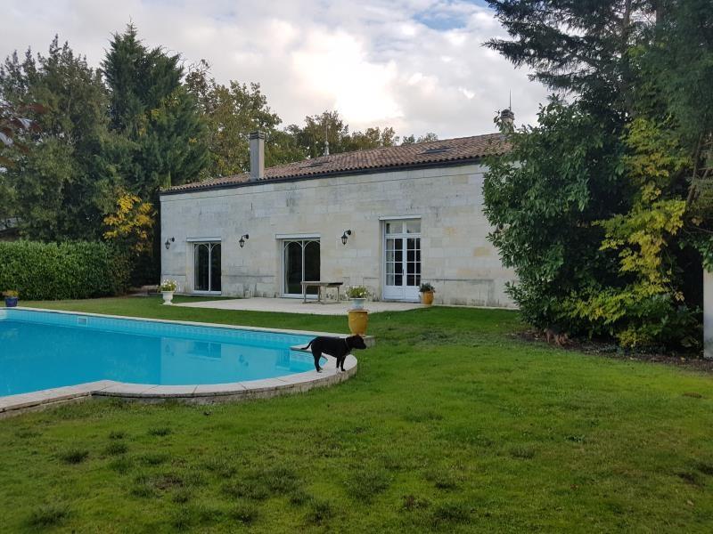 Vente de prestige maison / villa Margaux 685000€ - Photo 1