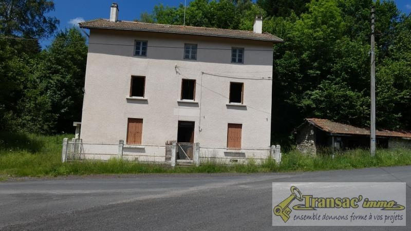 Sale house / villa Vollore montagne 38 500€ - Picture 1