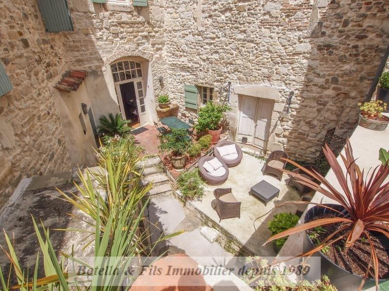 Venta de prestigio  castillo Uzes 565000€ - Fotografía 13