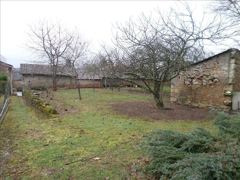 Vente maison / villa Lussac les chateaux 24000€ - Photo 2