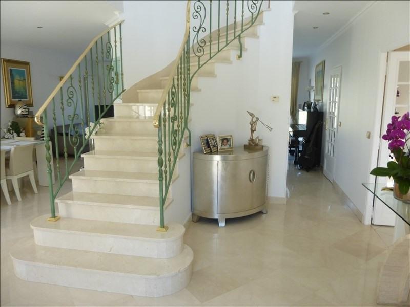 Vente maison / villa St brice sous foret 865000€ - Photo 5