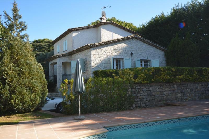 Verkauf von luxusobjekt haus Antibes 895000€ - Fotografie 1