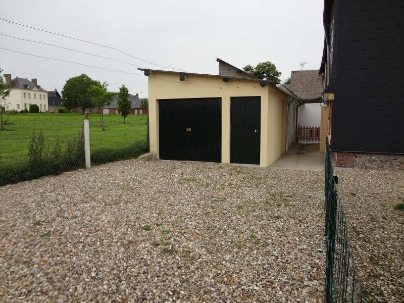 Affitto casa Fauville en caux 498€ CC - Fotografia 3
