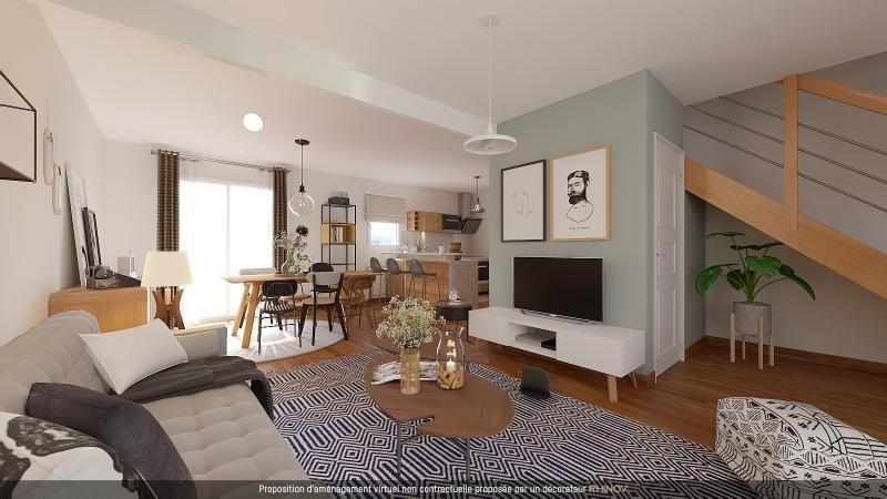 Sale house / villa Vezin le coquet 258475€ - Picture 4