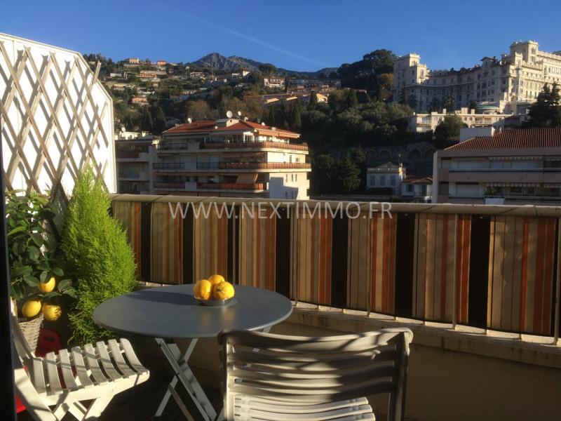 Revenda apartamento Menton 284000€ - Fotografia 1