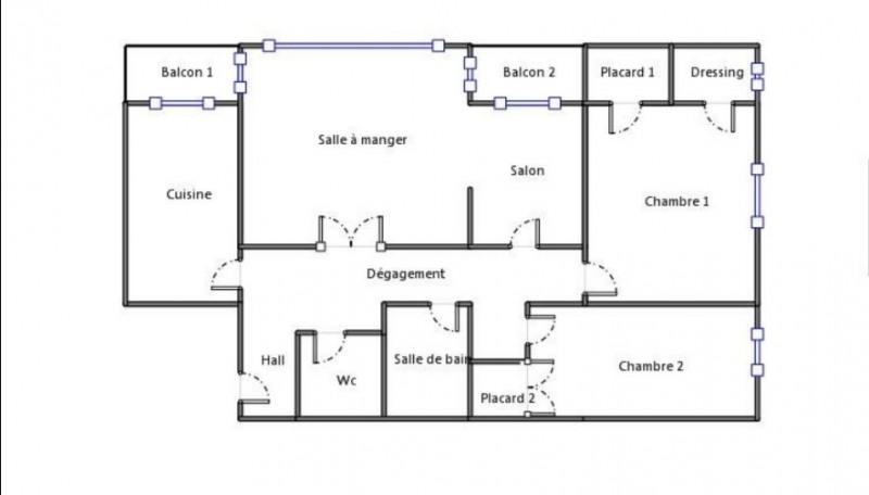 Sale apartment St chamond 99000€ - Picture 7
