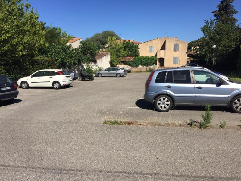 Rental apartment Le tholonet 430€ CC - Picture 4