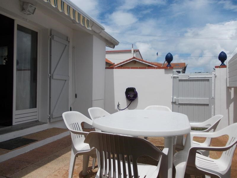 Vacation rental apartment Mimizan 390€ - Picture 1