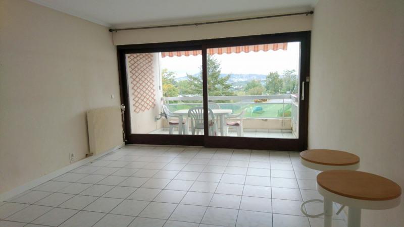 Vente appartement Gaillard 165000€ - Photo 1