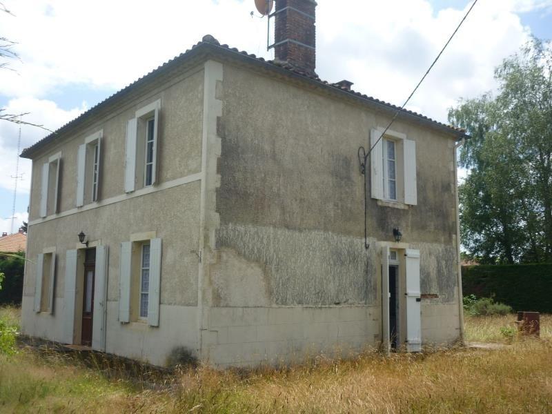 Sale house / villa Pissos 138000€ - Picture 1