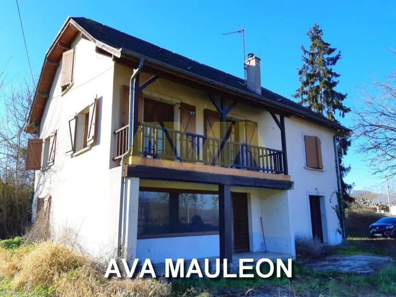 Vente maison / villa Mauléon-licharre 94500€ - Photo 1
