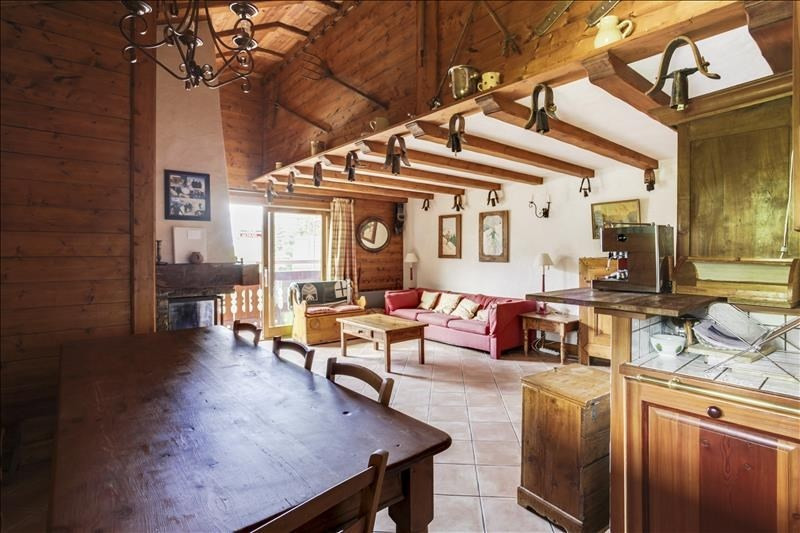 Deluxe sale apartment Meribel 1 300 000€ - Picture 2