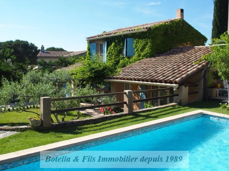 Verkoop van prestige  huis Bagnols sur ceze 450000€ - Foto 9
