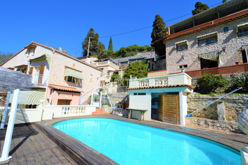 Vente de prestige maison / villa Menton 1590000€ - Photo 1