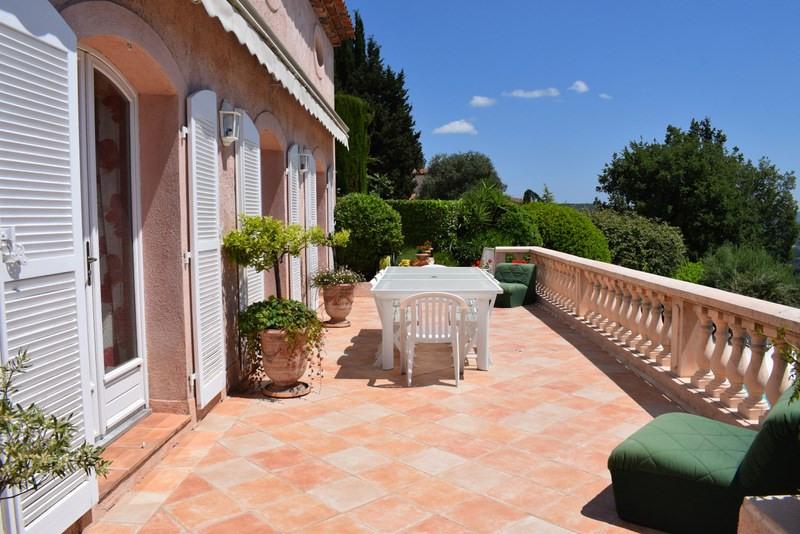 Verkauf von luxusobjekt haus Montauroux 1260000€ - Fotografie 20