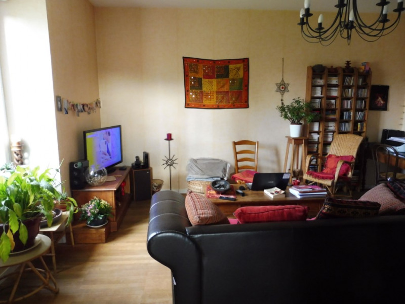 Rental apartment Montrevault sur evre 521€ CC - Picture 1