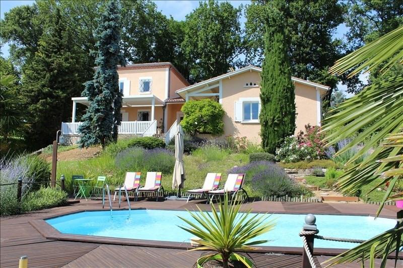 Vente de prestige maison / villa Foulayronnes 380000€ - Photo 1