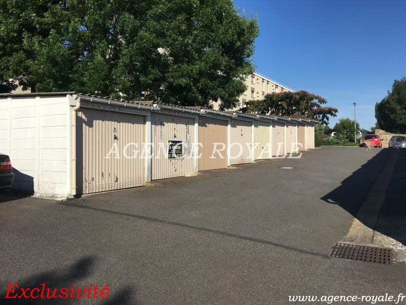 Sale parking spaces Chambourcy 28 000€ - Picture 1