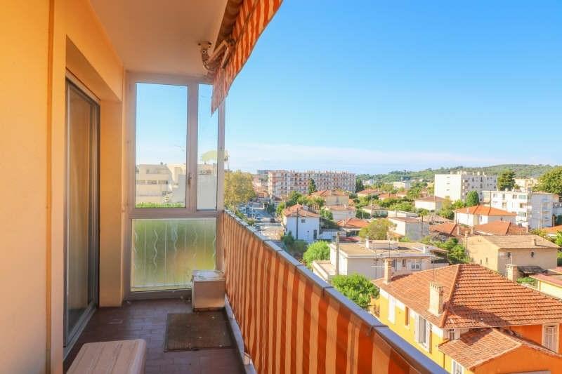 Vente appartement Le cannet 215000€ - Photo 1
