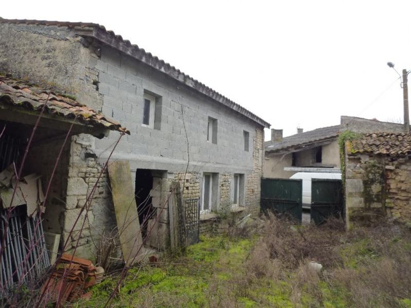 Venta  casa Auge saint medard 23000€ - Fotografía 1