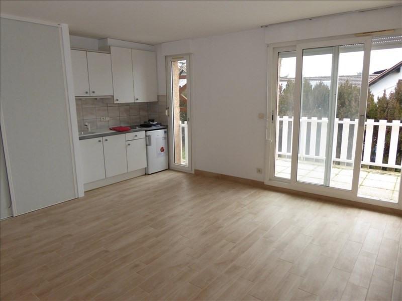 Venta  apartamento Prevessin-moens 180000€ - Fotografía 4