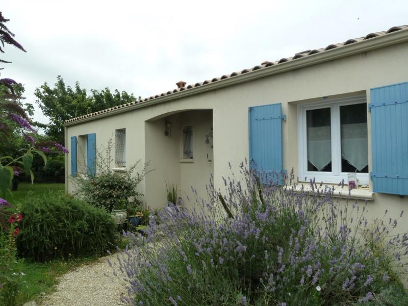 Venta  casa Le thou 241500€ - Fotografía 1