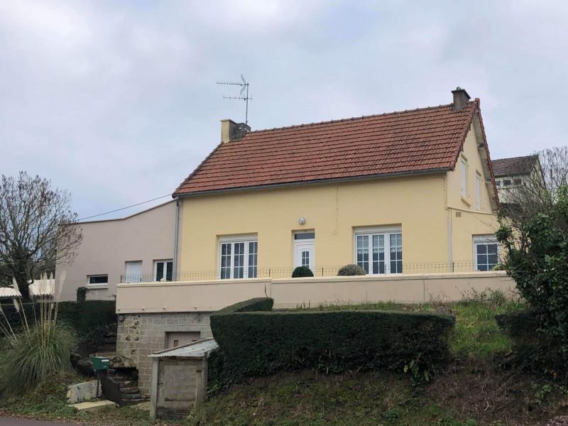 Vente maison / villa Les moitiers d'allonne 118000€ - Photo 1