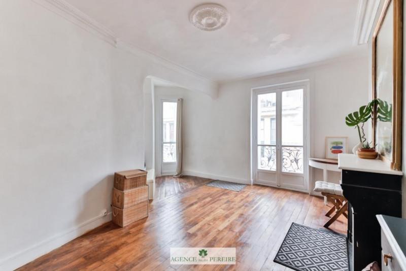 Sale apartment Paris 17ème 505000€ - Picture 2